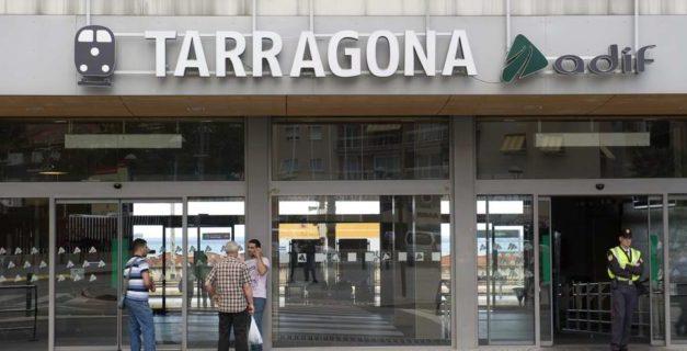 Ferroviarios de UGT Cataluña asisten al Parlamento Europeo para tratar la problemática de ADIF
