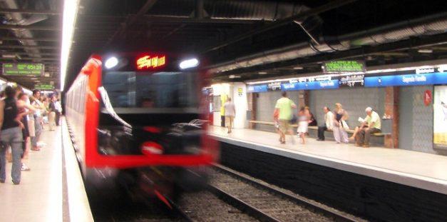 La plantilla del Metro de Barcelona hará paradas este lunes por el bloqueo de la negociación del nuevo convenio colectivo