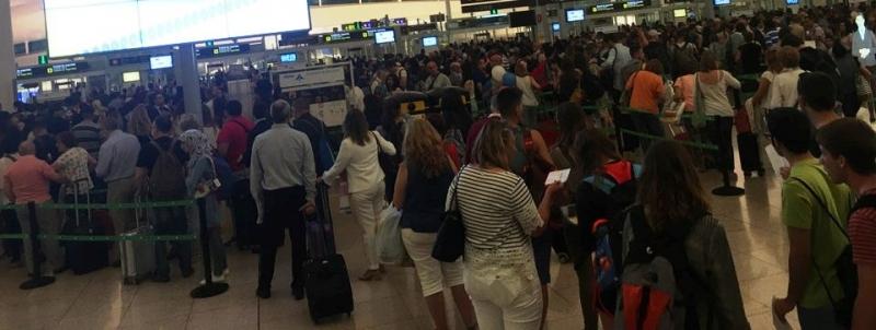 El Aeropuerto del Prat es un claro ejemplo de la nefasta política desarrollada por el Gobierno del Partido Popular en materia de contratación publica