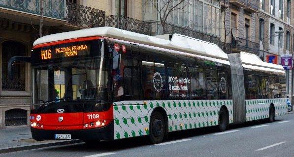 UGT ha sido el sindicato más votado en las elecciones sindicales celebradas en TMB Autobuses de Barcelona