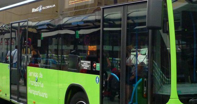 Huelga de cuatro días de los trabajadores de los autobuses lanzadera del aeropuerto de Barcelona